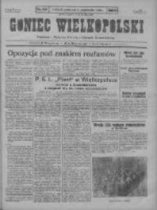 Goniec Wielkopolski: najstarszy i najtańszy niezależny dziennik demokratyczny 1930.10.17 R.54 Nr241