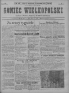 Goniec Wielkopolski: najstarszy i najtańszy niezależny dziennik demokratyczny 1930.10.19 R.54 Nr243