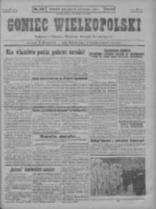 Goniec Wielkopolski: najstarszy i najtańszy niezależny dziennik demokratyczny 1930.10.22 R.54 Nr245