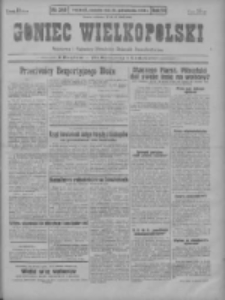 Goniec Wielkopolski: najstarszy i najtańszy niezależny dziennik demokratyczny 1930.10.26 R.54 Nr249