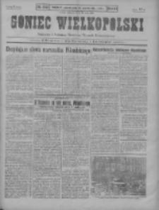 Goniec Wielkopolski: najstarszy i najtańszy niezależny dziennik demokratyczny 1930.10.28 R.54 Nr250