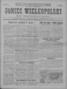 Goniec Wielkopolski: najstarszy i najtańszy niezależny dziennik demokratyczny 1930.10.30 R.54 Nr252