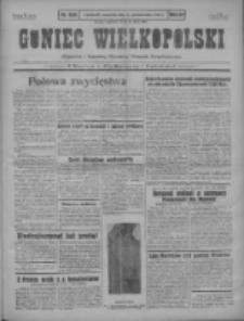 Goniec Wielkopolski: najstarszy i najtańszy niezależny dziennik demokratyczny 1930.10.02 R.54 Nr228