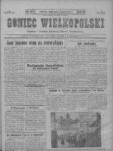 Goniec Wielkopolski: najstarszy i najtańszy niezależny dziennik demokratyczny 1930.11.01 R.54 Nr254