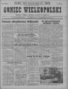 Goniec Wielkopolski: najstarszy i najtańszy niezależny dziennik demokratyczny 1930.11.08 R.54 Nr259