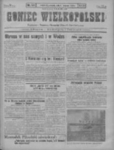 Goniec Wielkopolski: najstarszy i najtańszy niezależny dziennik demokratyczny 1930.11.09 R.54 Nr260
