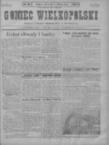 Goniec Wielkopolski: najstarszy i najtańszy niezależny dziennik demokratyczny 1930.11.11 R.54 Nr261