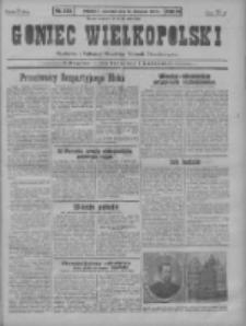 Goniec Wielkopolski: najstarszy i najtańszy niezależny dziennik demokratyczny 1930.11.13 R.54 Nr263