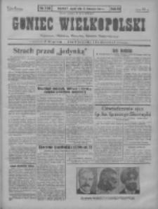 Goniec Wielkopolski: najstarszy i najtańszy niezależny dziennik demokratyczny 1930.11.14 R.54 Nr264