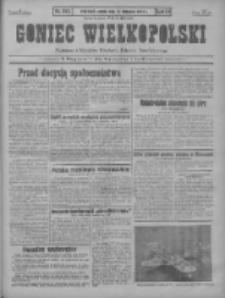 Goniec Wielkopolski: najstarszy i najtańszy niezależny dziennik demokratyczny 1930.11.15 R.54 Nr265