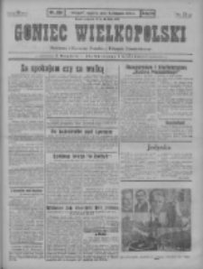 Goniec Wielkopolski: najstarszy i najtańszy niezależny dziennik demokratyczny 1930.11.16 R.54 Nr266