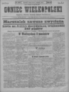 Goniec Wielkopolski: najstarszy i najtańszy niezależny dziennik demokratyczny 1930.11.18 R.54 Nr267