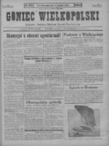 Goniec Wielkopolski: najstarszy i najtańszy niezależny dziennik demokratyczny 1930.11.21 R.54 Nr270
