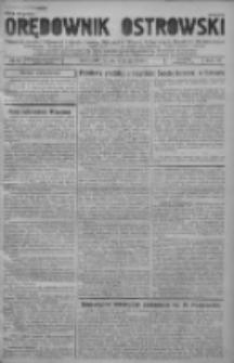Orędownik Ostrowski: pismo na powiat ostrowski i miasto Ostrów, Odolanów, Mikstat, Sulmierzyce, Raszków i Skalmierzyce 1938.05.04 R.87 Nr53