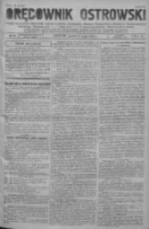 Orędownik Ostrowski: pismo na powiat ostrowski i miasto Ostrów, Odolanów, Mikstat, Sulmierzyce, Raszków i Skalmierzyce 1938.05.06 R.87 Nr54