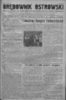 Orędownik Ostrowski: pismo na powiat ostrowski i miasto Ostrów, Odolanów, Mikstat, Sulmierzyce, Raszków i Skalmierzyce 1938.05.30 R.87 Nr64