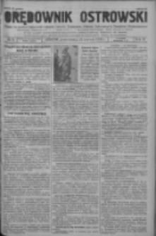 Orędownik Ostrowski: pismo na powiat ostrowski i miasto Ostrów, Odolanów, Mikstat, Sulmierzyce, Raszków i Skalmierzyce 1938.06.13 R.87 Nr70