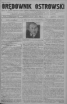 Orędownik Ostrowski: pismo na powiat ostrowski i miasto Ostrów, Odolanów, Mikstat, Sulmierzyce, Raszków i Skalmierzyce 1938.07.06 R.87 Nr80