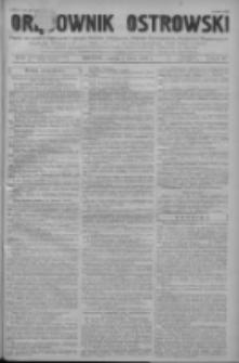 Orędownik Ostrowski: pismo na powiat ostrowski i miasto Ostrów, Odolanów, Mikstat, Sulmierzyce, Raszków i Skalmierzyce 1938.07.08 R.87 Nr81