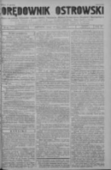 Orędownik Ostrowski: pismo na powiat ostrowski i miasto Ostrów, Odolanów, Mikstat, Sulmierzyce, Raszków i Skalmierzyce 1938.07.13 R.87 Nr83