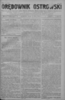 Orędownik Ostrowski: pismo na powiat ostrowski i miasto Ostrów, Odolanów, Mikstat, Sulmierzyce, Raszków i Skalmierzyce 1938.07.15 R.87 Nr84