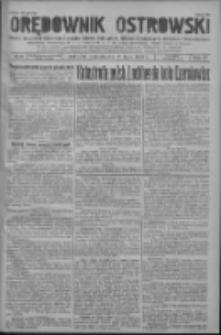 Orędownik Ostrowski: pismo na powiat ostrowski i miasto Ostrów, Odolanów, Mikstat, Sulmierzyce, Raszków i Skalmierzyce 1938.07.25 R.87 Nr88