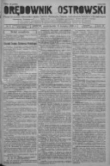 Orędownik Ostrowski: pismo na powiat ostrowski i miasto Ostrów, Odolanów, Mikstat, Sulmierzyce, Raszków i Skalmierzyce 1938.08.15 R.87 Nr97