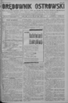 Orędownik Ostrowski: pismo na powiat ostrowski i miasto Ostrów, Odolanów, Mikstat, Sulmierzyce, Raszków i Skalmierzyce 1938.08.31 R.87 Nr104