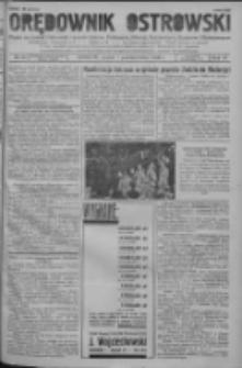 Orędownik Ostrowski: pismo na powiat ostrowski i miasto Ostrów, Odolanów, Mikstat, Sulmierzyce, Raszków i Skalmierzyce 1938.10.07 R.87 Nr120