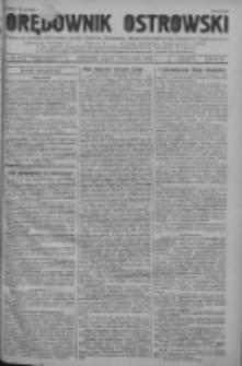 Orędownik Ostrowski: pismo na powiat ostrowski i miasto Ostrów, Odolanów, Mikstat, Sulmierzyce, Raszków i Skalmierzyce 1938.11.04 R.87 Nr132