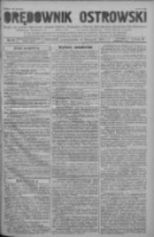 Orędownik Ostrowski: pismo na powiat ostrowski i miasto Ostrów, Odolanów, Mikstat, Sulmierzyce, Raszków i Skalmierzyce 1938.11.14 R.87 Nr136