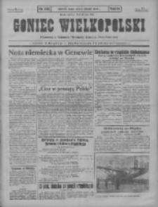 Goniec Wielkopolski: najstarszy i najtańszy niezależny dziennik demokratyczny 1930.12.05 R.54 Nr282