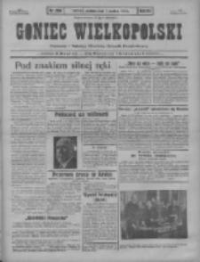 Goniec Wielkopolski: najstarszy i najtańszy niezależny dziennik demokratyczny 1930.12.07 R.54 Nr284