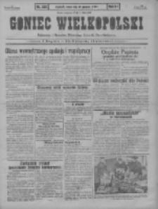 Goniec Wielkopolski: najstarszy i najtańszy niezależny dziennik demokratyczny 1930.12.10 R.54 Nr285
