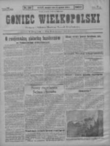 Goniec Wielkopolski: najstarszy i najtańszy niezależny dziennik demokratyczny 1930.12.14 R.54 Nr289