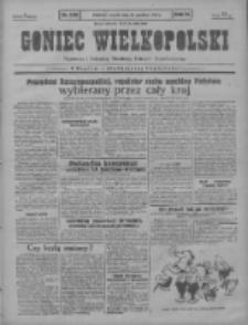 Goniec Wielkopolski: najstarszy i najtańszy niezależny dziennik demokratyczny 1930.12.16 R.54 Nr290
