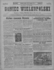 Goniec Wielkopolski: najstarszy i najtańszy niezależny dziennik demokratyczny 1930.12.20 R.54 Nr294