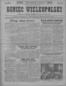 Goniec Wielkopolski: najstarszy i najtańszy niezależny dziennik demokratyczny 1930.12.21 R.54 Nr295