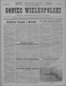 Goniec Wielkopolski: najstarszy i najtańszy niezależny dziennik demokratyczny 1930.12.24 T.54 Nr297