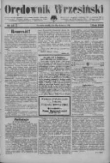 Orędownik Wrzesiński 1936.04.11 R.18 Nr42