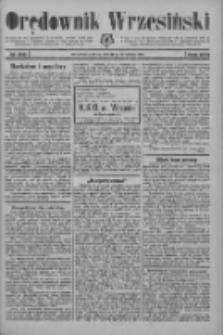 Orędownik Wrzesiński 1935.09.14 R.17 Nr109