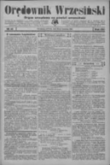 Orędownik Wrzesiński: organ urzędowy na powiat wrzesiński 1934.04.10 R.16 Nr41