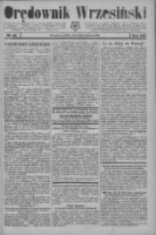Orędownik Wrzesiński 1934.04.21 R.16 Nr46