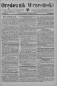 Orędownik Wrzesiński 1934.05.24 R.16 Nr59