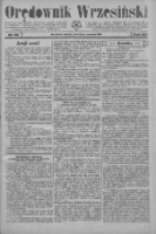Orędownik Wrzesiński 1934.08.28 R.16 Nr99