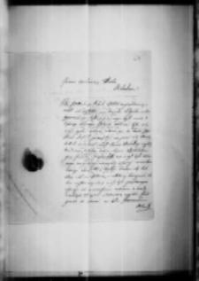 Listy do Konstantego Zamoyskiego