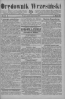 Orędownik Wrzesiński 1933.07.01 R.15 Nr75