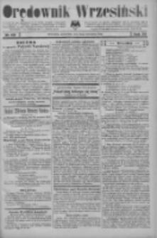 Orędownik Wrzesiński 1933.09.21 R.15 Nr110