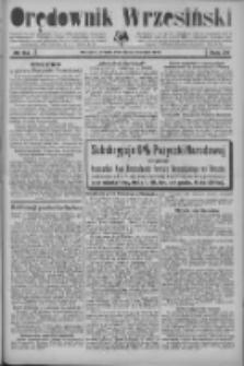 Orędownik Wrzesiński 1933.09.30 R.15 Nr114