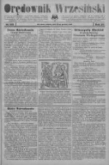 Orędownik Wrzesiński 1933.12.23 R.15 Nr149